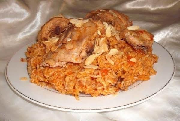 عمل كبسة الدجاج السعودية بطريقة سهلة وسريعة