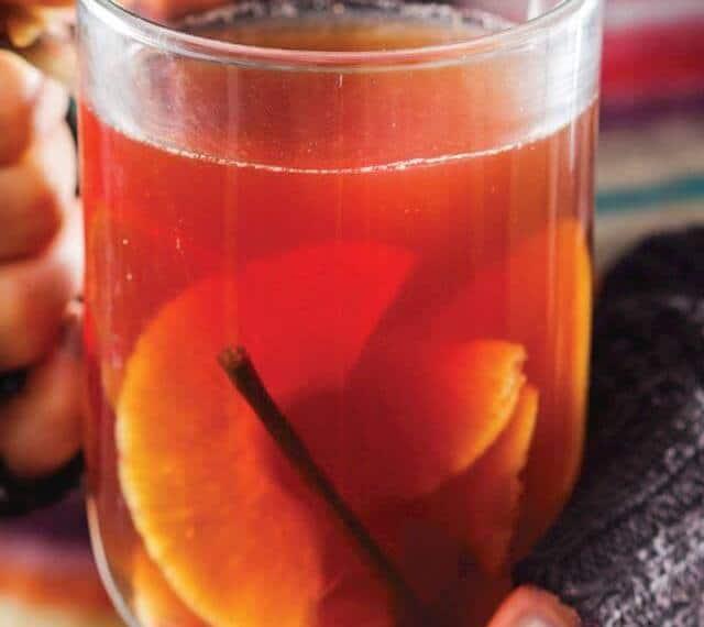 طريقة عمل الشاي الأوروبي لشتاء أكثر دفئا