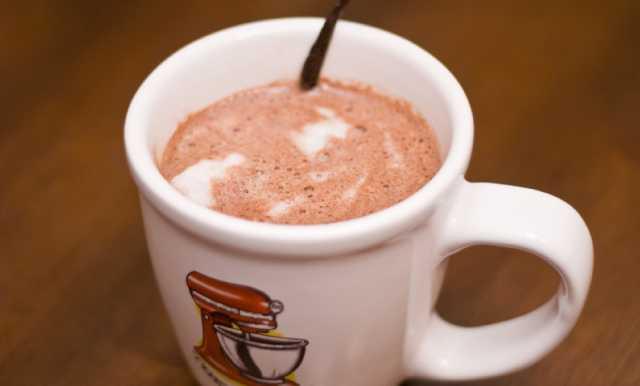 السعرات الحرارية في الهوت شوكليت - الشوكولاته الساخنة
