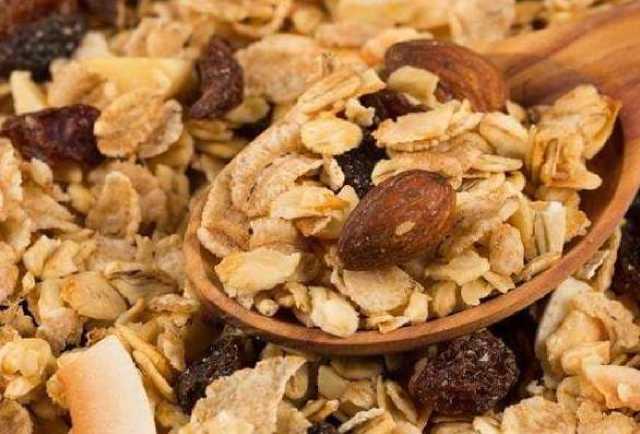 وصفة جرانولا الشوفان Chai Spice خالية من الجلوتين