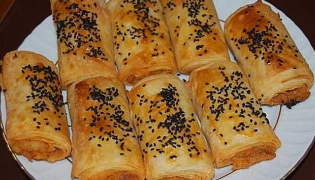 وصفة فطائر البطاطس التركية - بوريك البطاطس