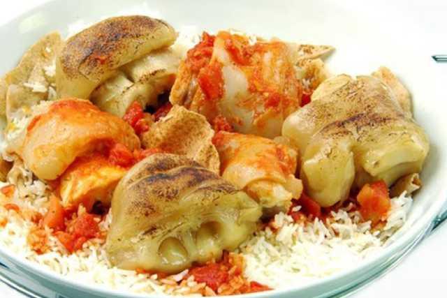 طريقة طبخ شوربة الكوارع المصرية وفتة الكوارع