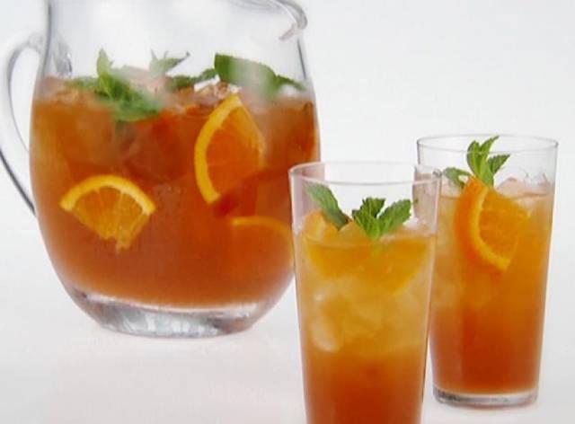 فوائد شاي قشر البرتقال وطريقة تحضيره