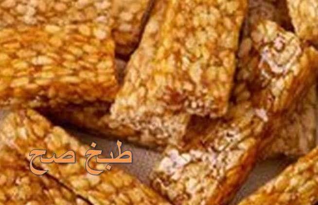 طريقة العسلية المصرية بالعسل الأسود