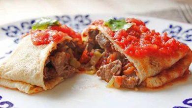 طريقة عمل فطائر اللحم التركية اللذيذة