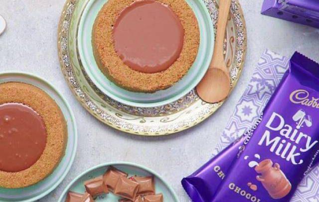 طريقة عمل كنافة بشوكولاتة كادبوري اللذيذة