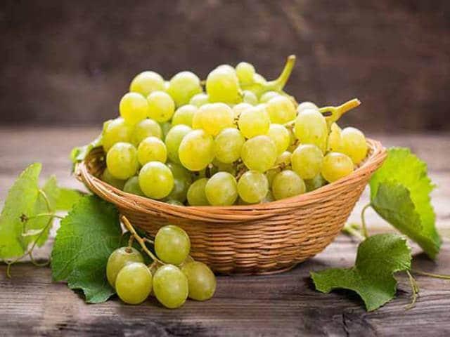الفوائد الصحية المدهشة من العنب