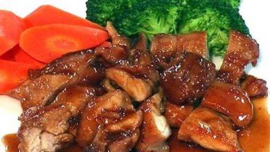 أفكار أكلات سريعة للمراة العاملة: سلطة المكرونه ، دجاج بصوص الترياكى