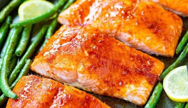 فوائد الأسماك الصحية للرجيم ، القلب ، العظام