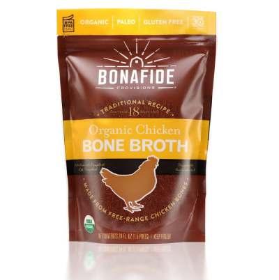 السعرات الحرارية في شوربة العظام Bone broth
