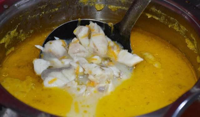 كيفية عمل حساء السمك بالطريقة التركية – فوائد شوربة السمك