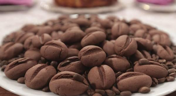 كوكيز حبوب القهوة – وصفة بسكوت مع القهوة لذيذة