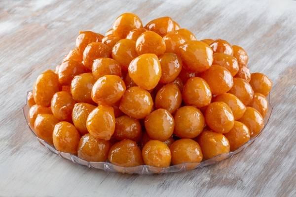 قائمة السعرات الحرارية في حلويات رمضان والياميش