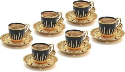 فناجين قهوة تركية فخمة